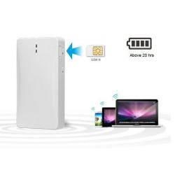 China Wireless Power Bank 3G Wifi Router with SIM for iPhone iPad Smart Phone on sale