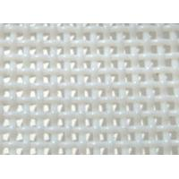 Polyester woven plain fabric for paper machine