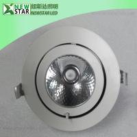 20w 25W Elephant nose design shape LED Downlight, Shopping Mall LED Downlights