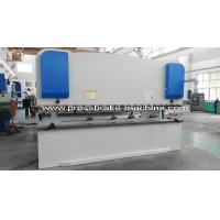 2 Axes Sheet Metal Cutting And Bending MachineNC 4.5KW Servo Motor Drive