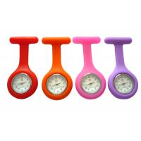 Night Shift Japan Movement 1 ATM Water Resistant Silicone Rubber Nurse Fob Watch