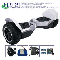 China Bluetooth smart balance off road hoverboard fat tire self balancing Scooter electric skateboard on sale