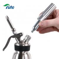 bulk wholesale food medical grade nitrous oxide N2O Cartridge for Whipped Cream Dispensers - 24/Box