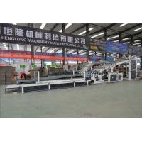 Automatic Flute Industrial Laminating Machine Fit 3 / 5 / 7 Layer Corrugated Paper