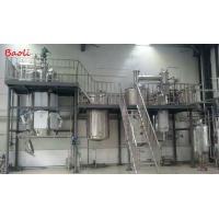 4000l Ethanol extractor equipment for hemp cbd oil/cannabis/ pharmacy
