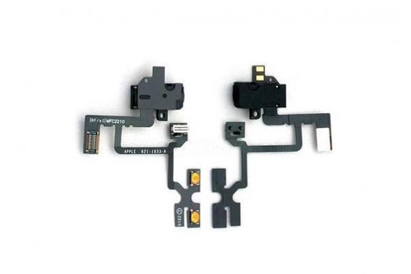 схема кабеля ремонт iPhone