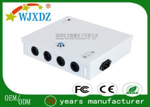 9 Channel LED Switching Power Supply For CCTV Camera , 12V LED Power Supply