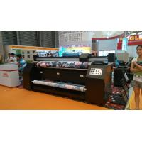 2.2m Sublimation Epson DX7 Digital Textile Printing Machine / cmyk printing machine