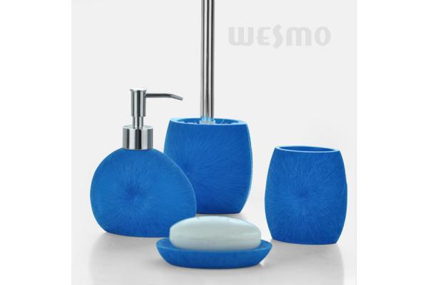 Awesome Accessoire Salle De Bain Bleu Images - ansomone.us - ansomone.us