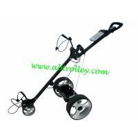 Carbon golf trolley runs for 36 holes Golf Bag Cart of quite motors golf equipment