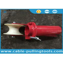 China Cable Laying Equipment Canble Roller SH80B Steel Bellmouths With Roller on sale