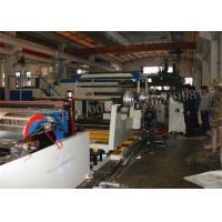 Plastic Paper Aluminum Extrusion Lamination Coating Machine With PLC Controlled