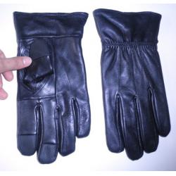 China 2013 winter fashion&showy women touch screen sheepskin leather gloves on sale