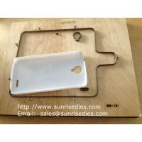 Smart phone case steel rule cutting dies, custom cell phone cover steel cutting die