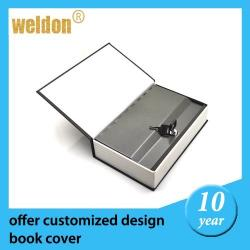 China Metal Safe Lock Book Dictionary Security Box Case With Key Home safety deposit on sale
