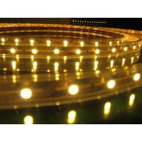 RGB Flexible LED Strip Lights with Black / White PCB , 120° Emitting Angle