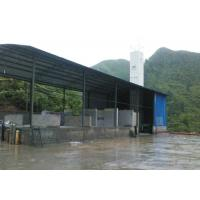 Low Pressure Steel Cryogenic Air Separation Plant 2800kw For Oxygen Production
