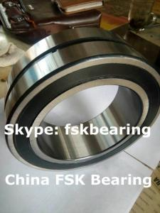 Chome Steel SKF Double Side Rubber Sealed Bearings For Elevator 24122-2CS5/VT143