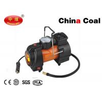 HD-505  12v heavy duty air compressor  150PSI Pressure gauge with  good quality bottom price3 meters long power