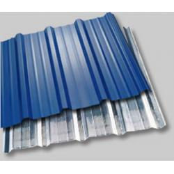 China Corrugated Iron Color Coated Roofing Sheet on sale