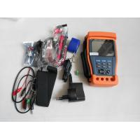 Digital RJ45 Cable CCTV Tester , CCTV Camera Tester with Optical Power Meter