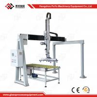 Fully Automatic Flat Glass Handing Equipment Glass Loading Machine With Safety System