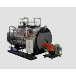 China Automatic 2 Ton Gas Fired Steam Boiler For Radiant Heating , High Pressure on sale