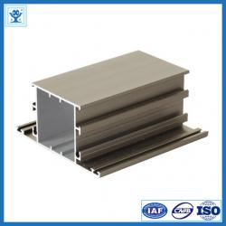 China Industrial aluminum profile for construction and decoration on sale