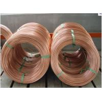 copper coated double wall type steel pipe bundy tube 3/16(4.76mm)