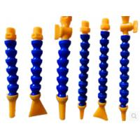 Changeable Plastic Flexible Coolant Pipe Self - Sealing With PVC Nozzle