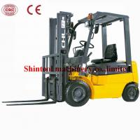 1.8 ton Powerful Diesel Forklift Truck With 500mm Load Centre & 1750kg Load Capacity
