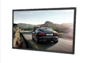 Super Slim CCTV LCD Monitor 32 Inch Narrow Gap For Airports And Banks
