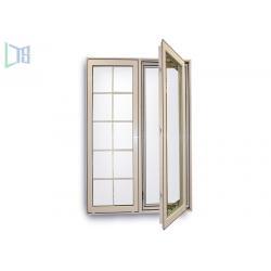 China Easy Clean Aluminum Casement Windows , Customized Aluminium Swing Window on sale