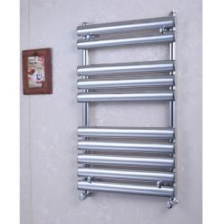 China 700mm Wide Electric Bathroom Heated Towel Radiator Ladder Style Design on sale