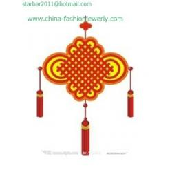 China New style Decorative Chinese knot & Tassel on sale