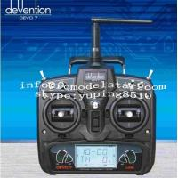 DEVO-7 Wireless Aircraft Remote Control With Automatic ID Binding