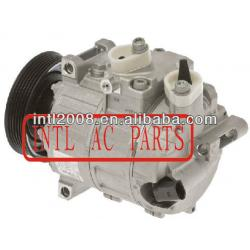 China 1K0820803N 1K0820803L DKS17E ac Compressor for Audi A3 Volkswagen vw Jetta GTI Golf Passat Eos Jetta City 6pk L4 2.0L on sale