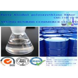 China Common Plasticizers Polyoxyethylene Fatty Alcohol Ether AEO-7 PH 5-7 on sale