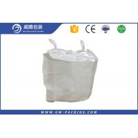 Recyclable 100% Virgin material PP Jumbo Big Bag with four loops, Ventilated Jumbo Bags