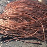 Cooper scrap wire  99.9%