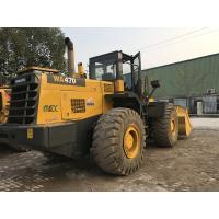 Good condition Used KOMATSU WA470-3 Wheel Loader,KOMATSU 470 LOADER