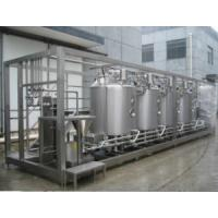 Touch Screen PLC Yogurt Production Line Small Scale Yogurt Processing Equipment 9000 B/H