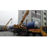 Steam curing 2*31M or customized Sand high pressure autoclaves for hollow Block Brick