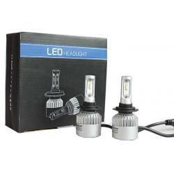 China Good Light Pattern Car LED Headlight Bulbs 6500K 36W 4000LM CSP S2 Led Headlight on sale