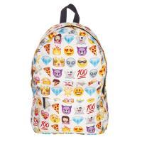 600D Polyester Cool Sports Backpack Fashion Printed Adjustable Shoulder Straps