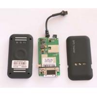 Mini TCP / IP Real Time GPS Car Tracker 9V - 70V DC SOS Key