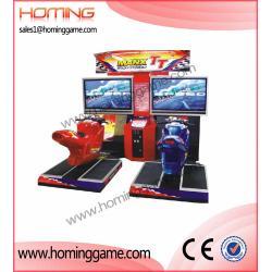 China TT Moto racing game machine(hominggame-COM-409) on sale