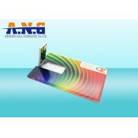 color-printing usb Flash Drive Card - customs mini usb card - Usb card slim chip usb card