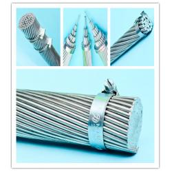 China 14 Gauge Galvanized Steel Wire Rope , High Strength Steel Cable Creep Resistance on sale