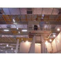 6m Aluminum Work Platform For Ceiling , 480KG Capacity Hydraulic Lift Ladder